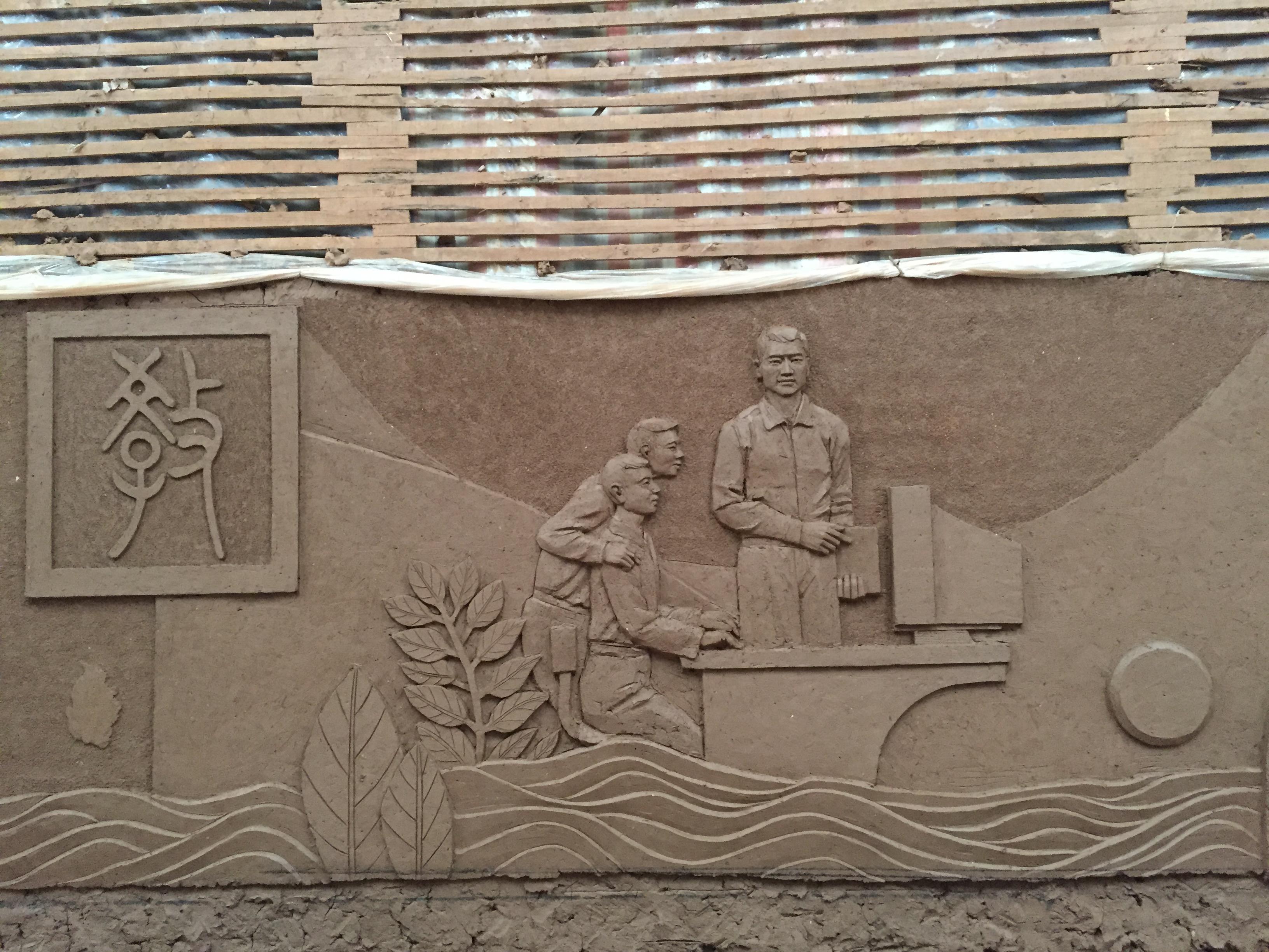重庆雕塑_重庆景观雕塑_重庆校园雕塑-鹿鸣雕塑设计